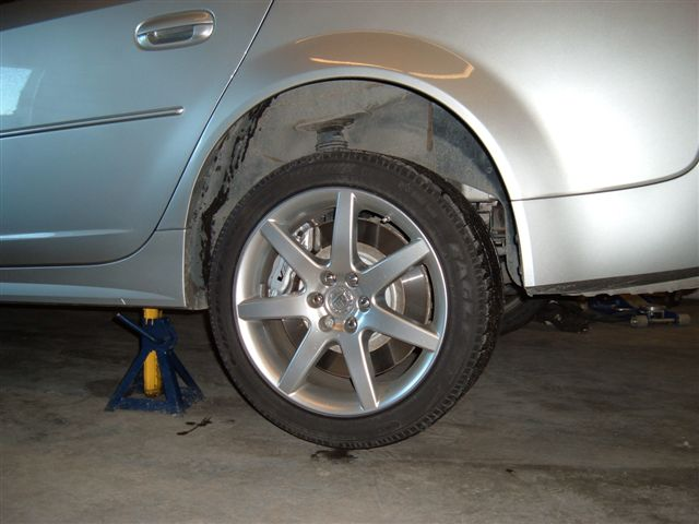CTS-CTS-V FAQ: Rear Cradle Bushing installation (reference only)