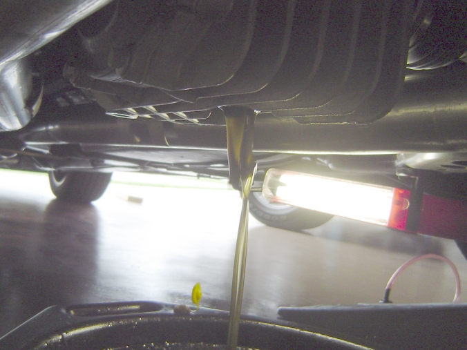 CTS-CTS-V FAQ: Differential Lube change procedure