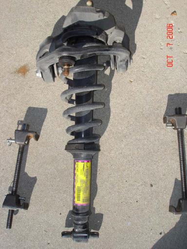 Quick Diy Front Strut Replacement