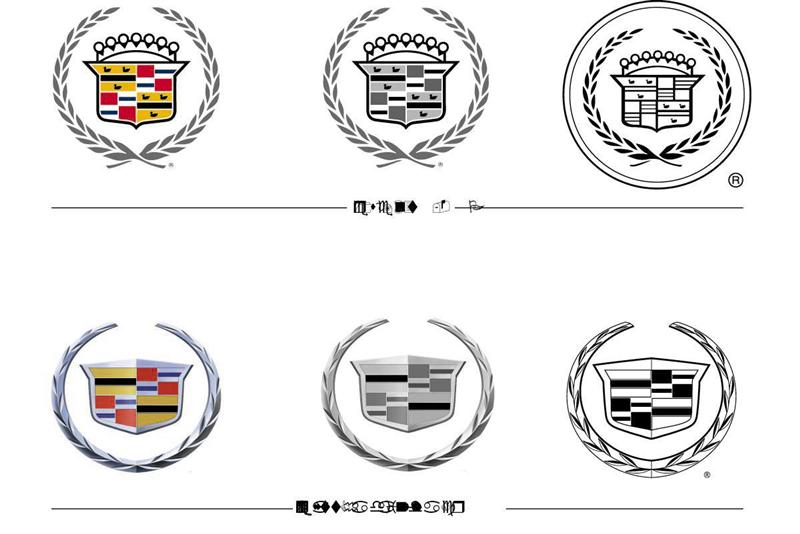 New Cadillac Logo Come From