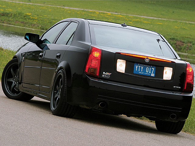 2004 Cadillac CTS V Tell Me About It