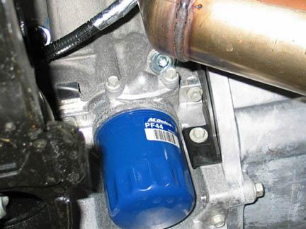 CTS-CTS-V FAQ: Oil Cooler installation procedure