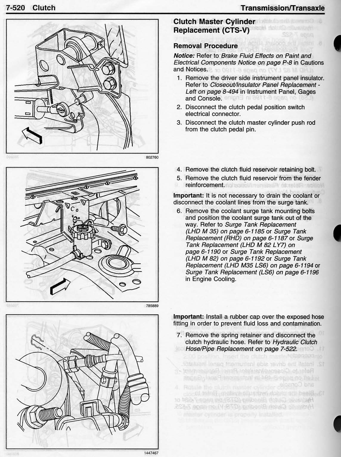 cts cts v faq service manual pages rh cadillacfaq com Cadillac CTS V Automatic 08 CTS-V Manual