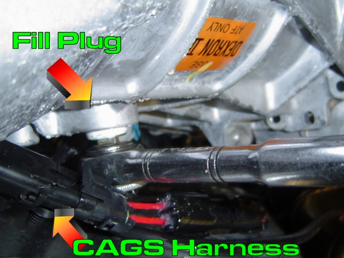 CTS-CTS-V FAQ: Transmission Fluid Change procedure