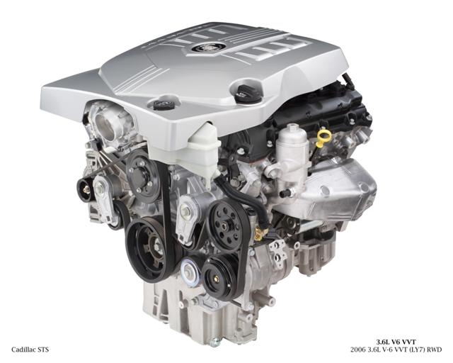 on 2006 Cadillac Cts Power Steering Pump